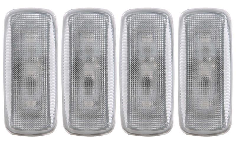 Anzo USA LED Dually Fender Lights Ram 3500 Rear 2011-2015