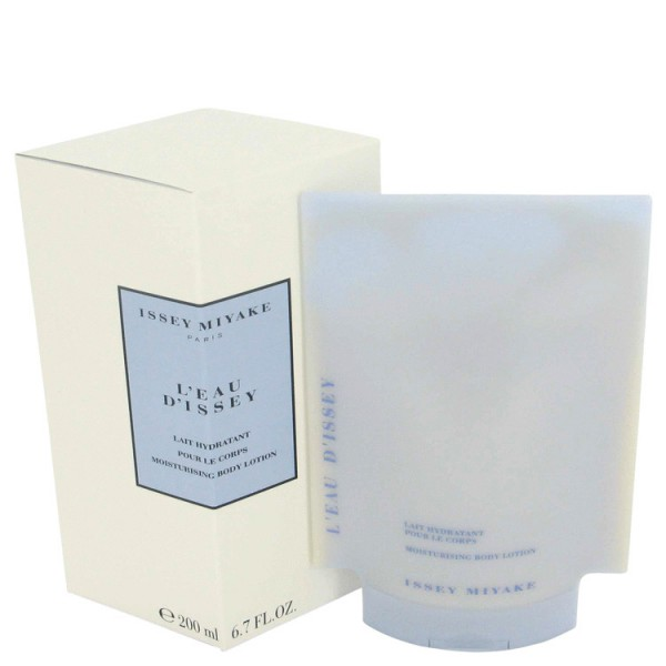 LEau dIssey Pour Femme - Issey Miyake Leche corporal hidratante 200 ML