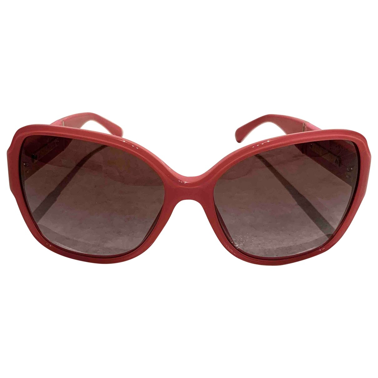 Chanel \N Pink Sunglasses for Women \N