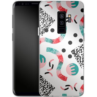 Samsung Galaxy S9 Plus Silikon Handyhuelle - Confetti von Jenna Kunnas