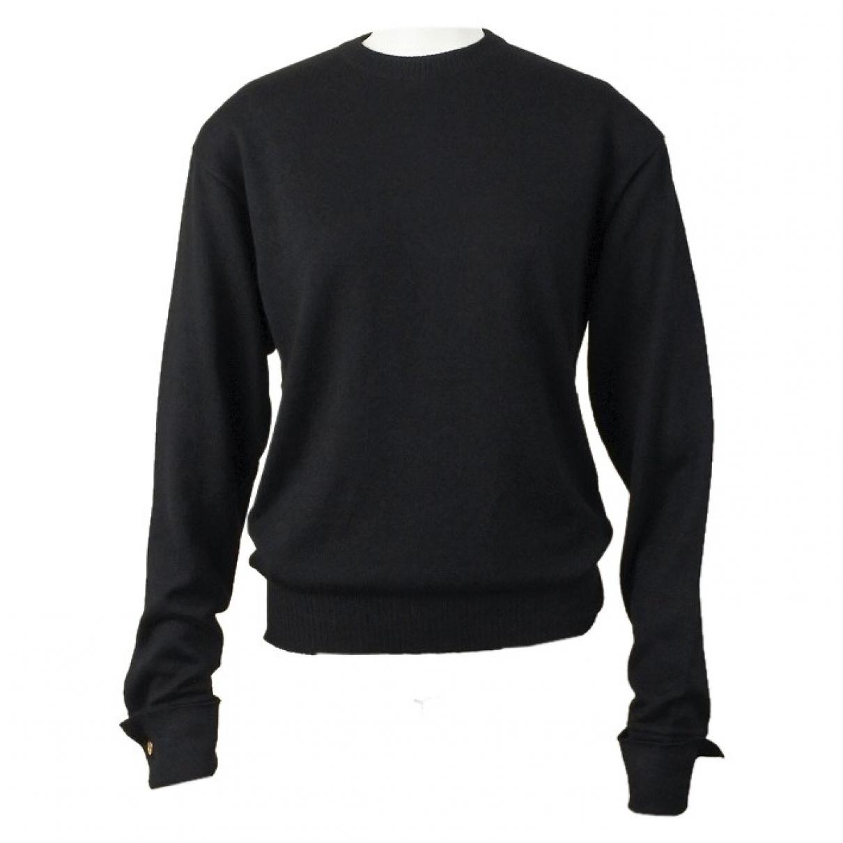 Chanel \N Black Wool Knitwear for Women 40 FR
