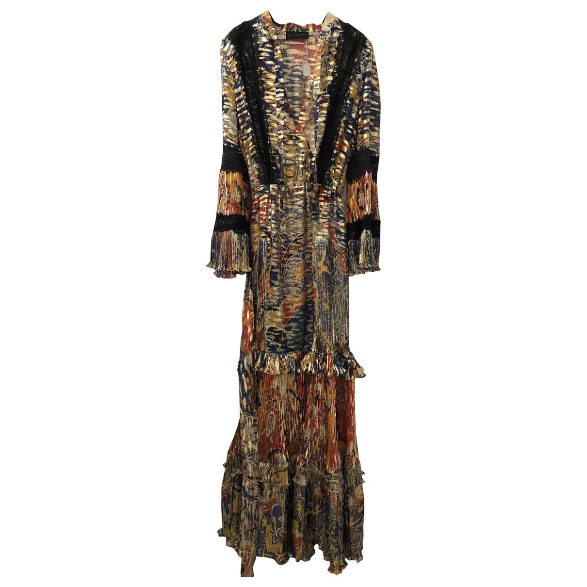 Maxi vestido Dundas