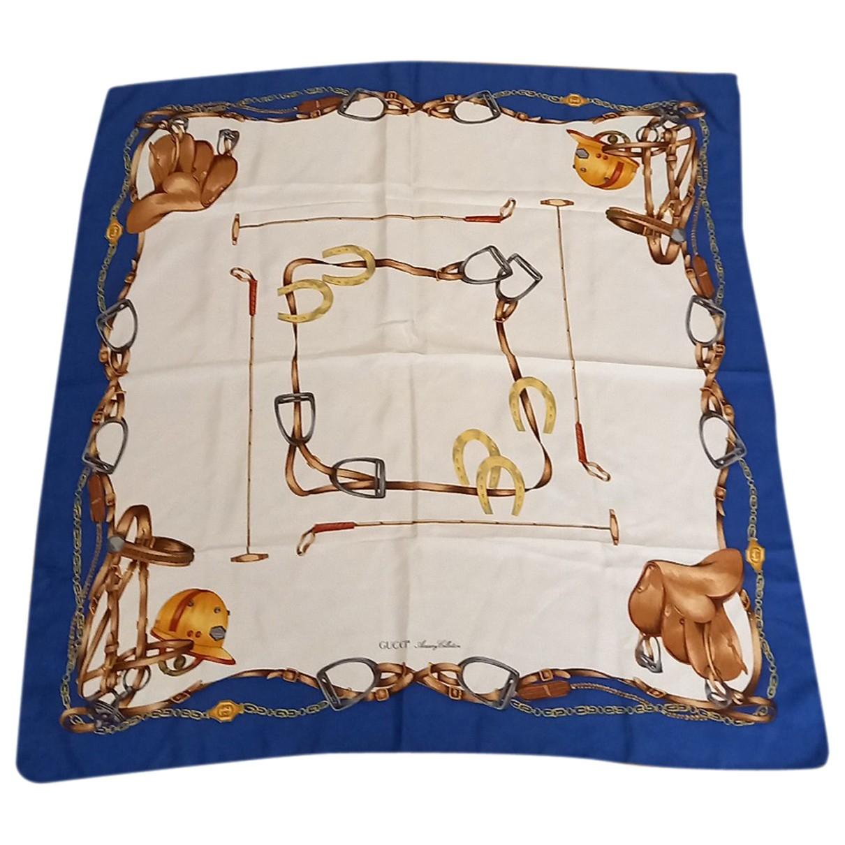 Gucci N Multicolour Silk Silk handkerchief for Women N