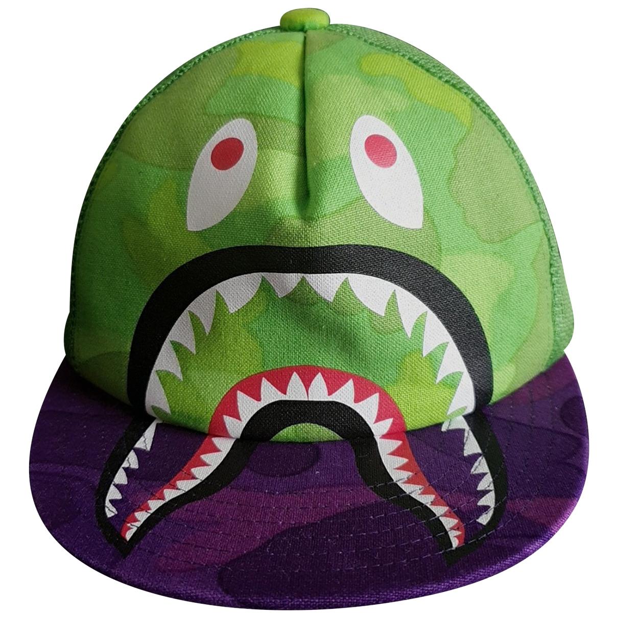 A Bathing Ape \N Multicolour hat & Gloves for Kids \N