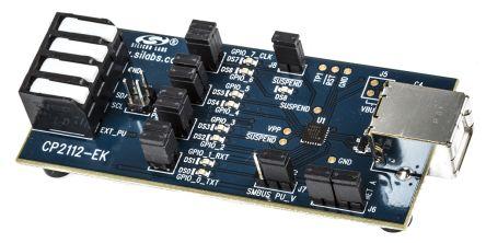 Silicon Labs USB to I2C Development Kit CP2112EK