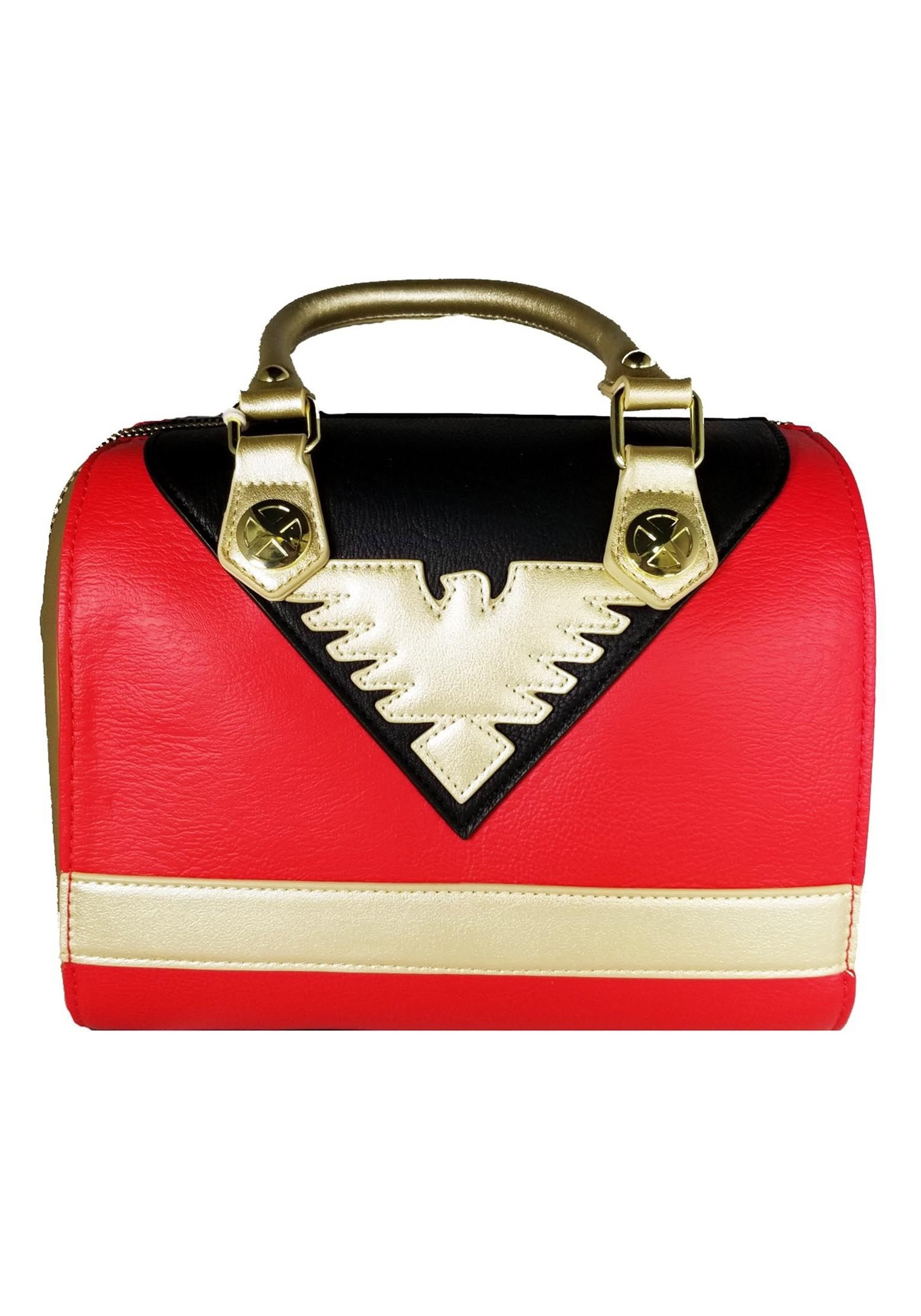 X-Men Red Phoenix Faux Leather Handbag by Loungefly