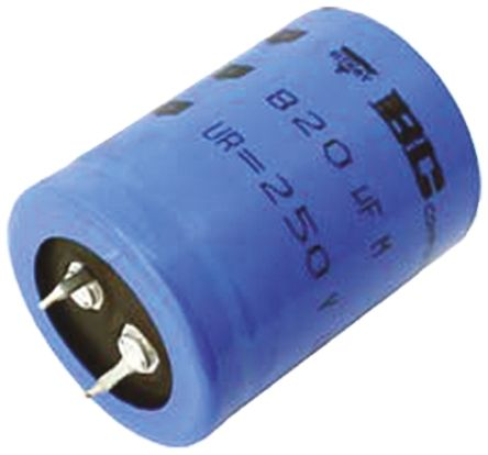 Vishay 220μF Electrolytic Capacitor 250V dc, Through Hole - MAL215753221E3