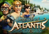 Legends of Atlantis: Exodus Steam CD Key