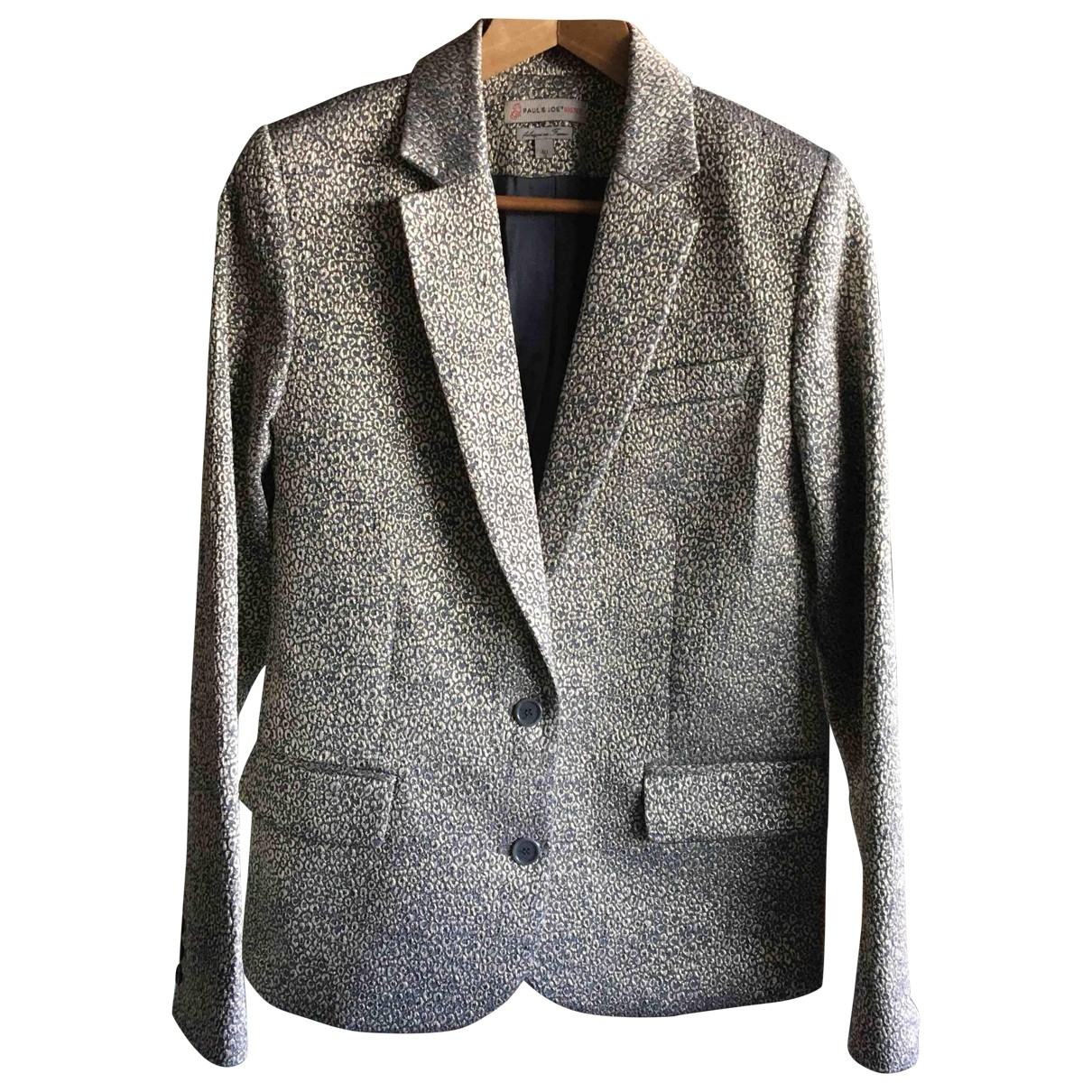 Paul & Joe Sister \N Metallic jacket for Women 40 IT