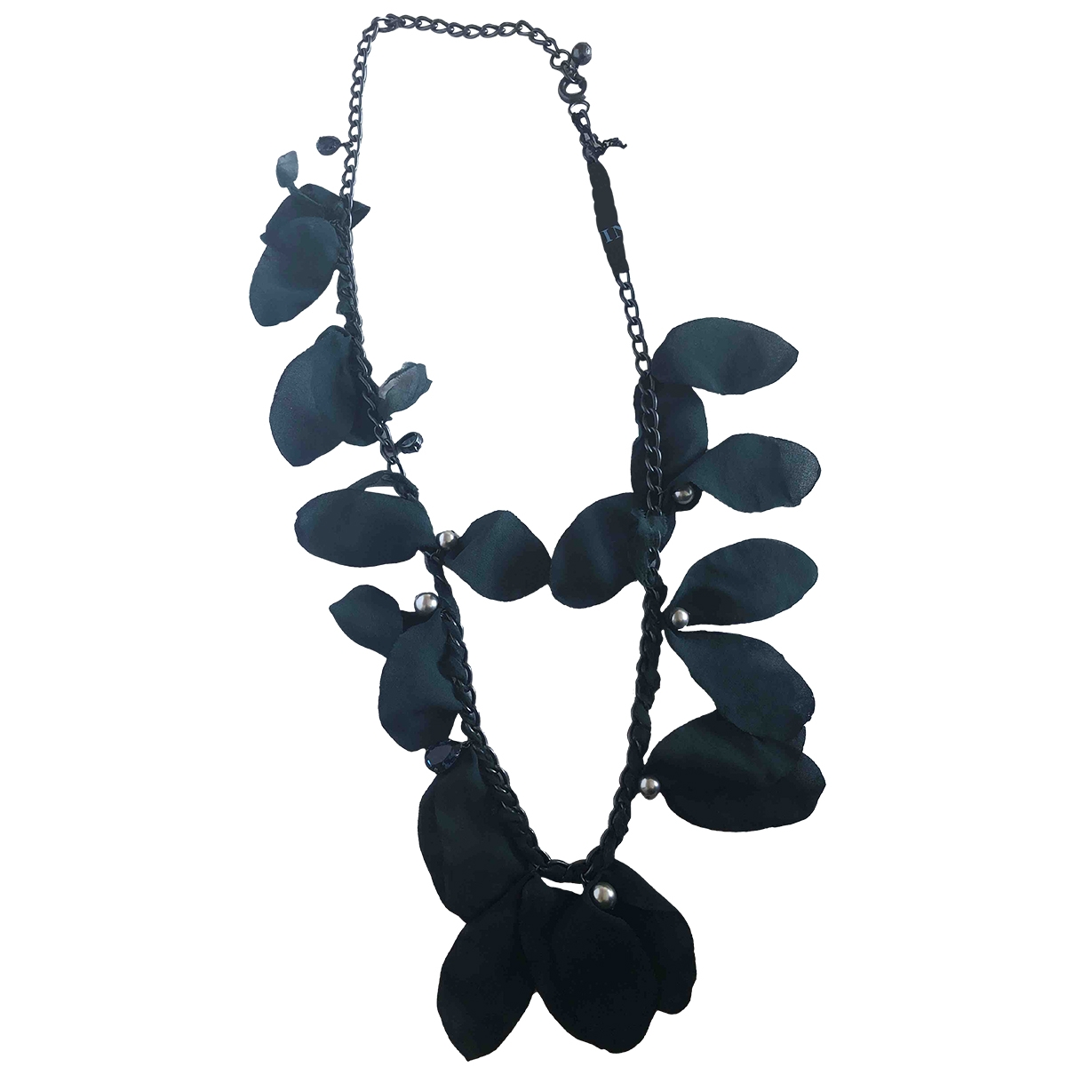 Lanvin \N Green Metal necklace for Women \N
