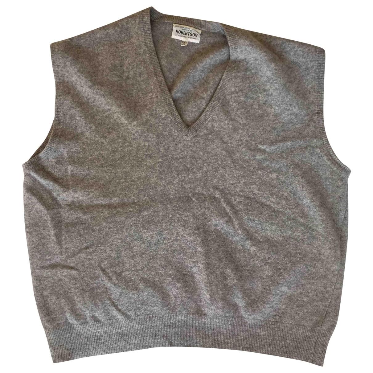 Jersey Oversize de Lana Non Signe / Unsigned