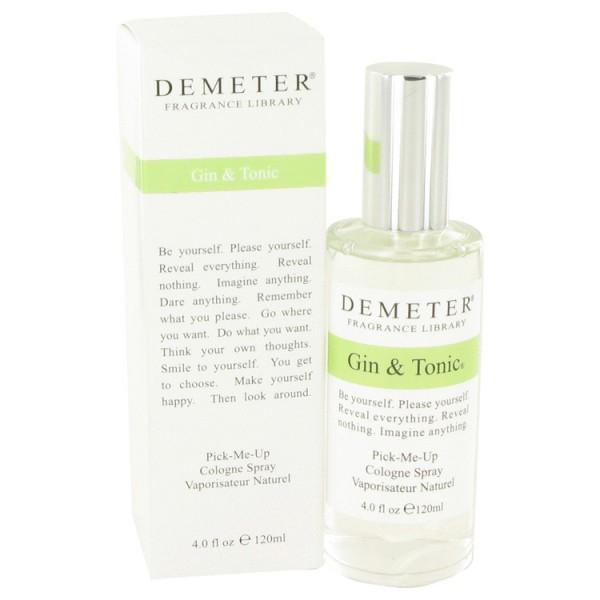Gin & Tonic - Demeter Eau de Cologne Spray 120 ML