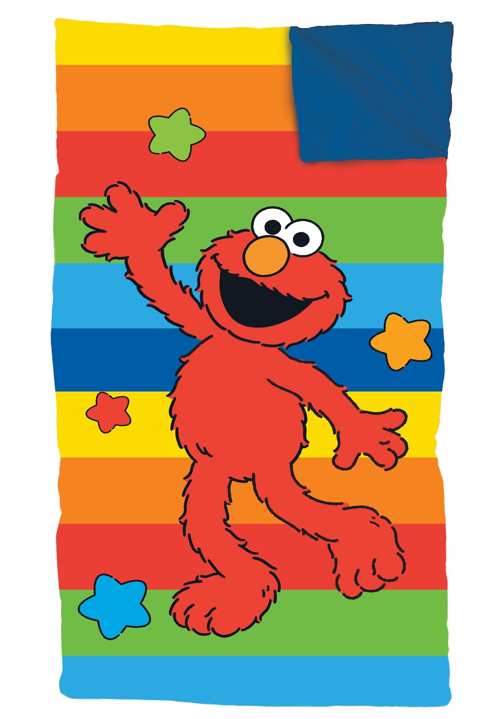 Let's Play Sesame Street Slumber Sack