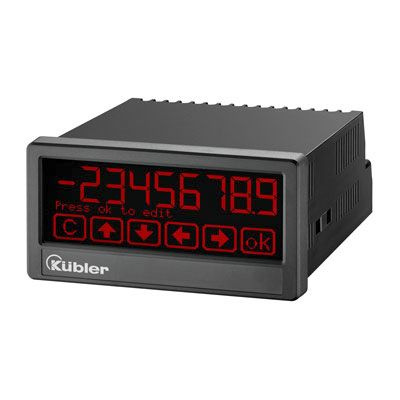 Kubler Manual For Use With Multifunction Preset Counters