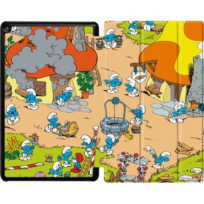 Amazon Fire HD 10 (2017) Tablet Smart Case - Smurf Village von The Smurfs