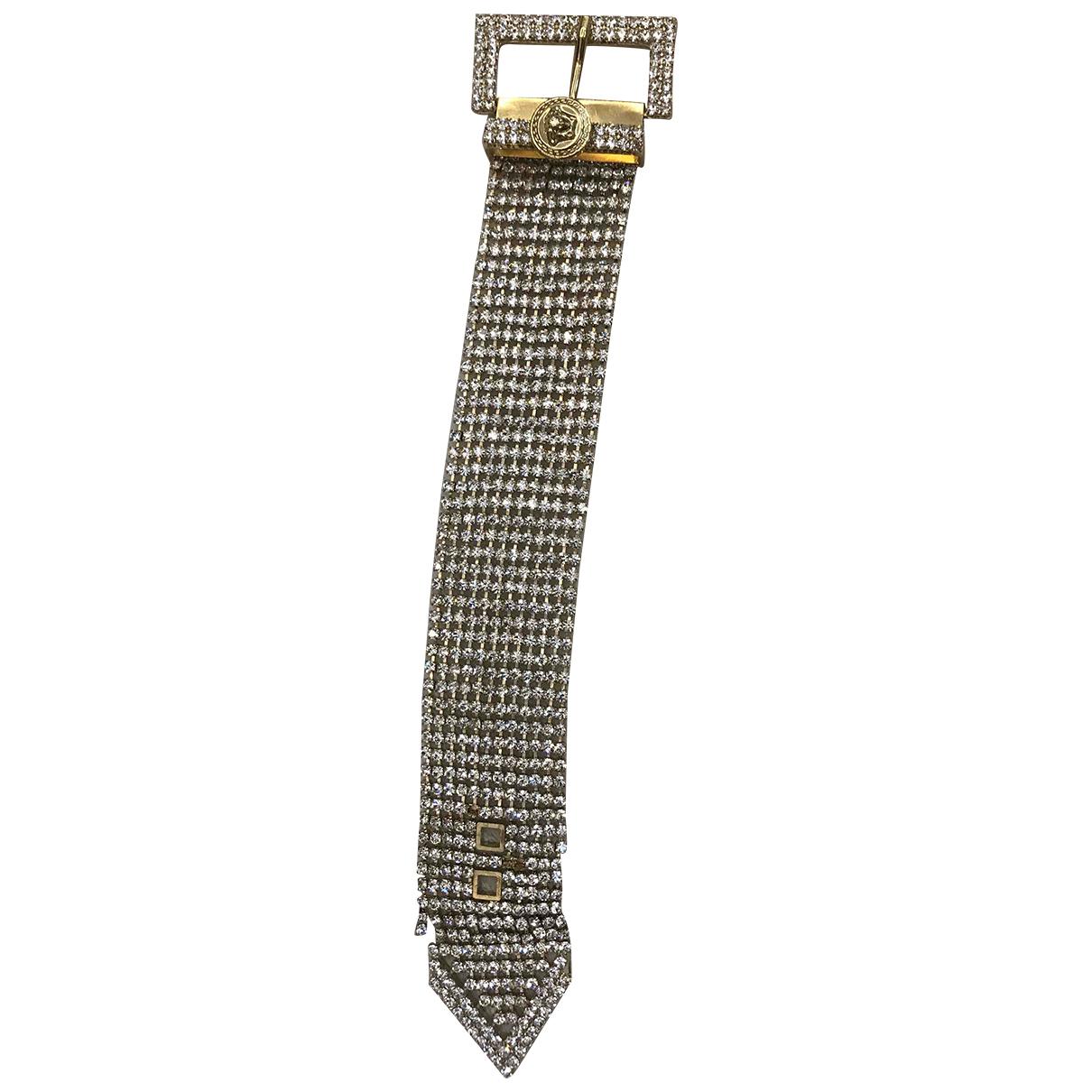 Versace N Gold Crystal bracelet for Women N