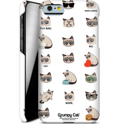 Apple iPhone 6 Smartphone Huelle - Grumpy Cat Pattern von Grumpy Cat