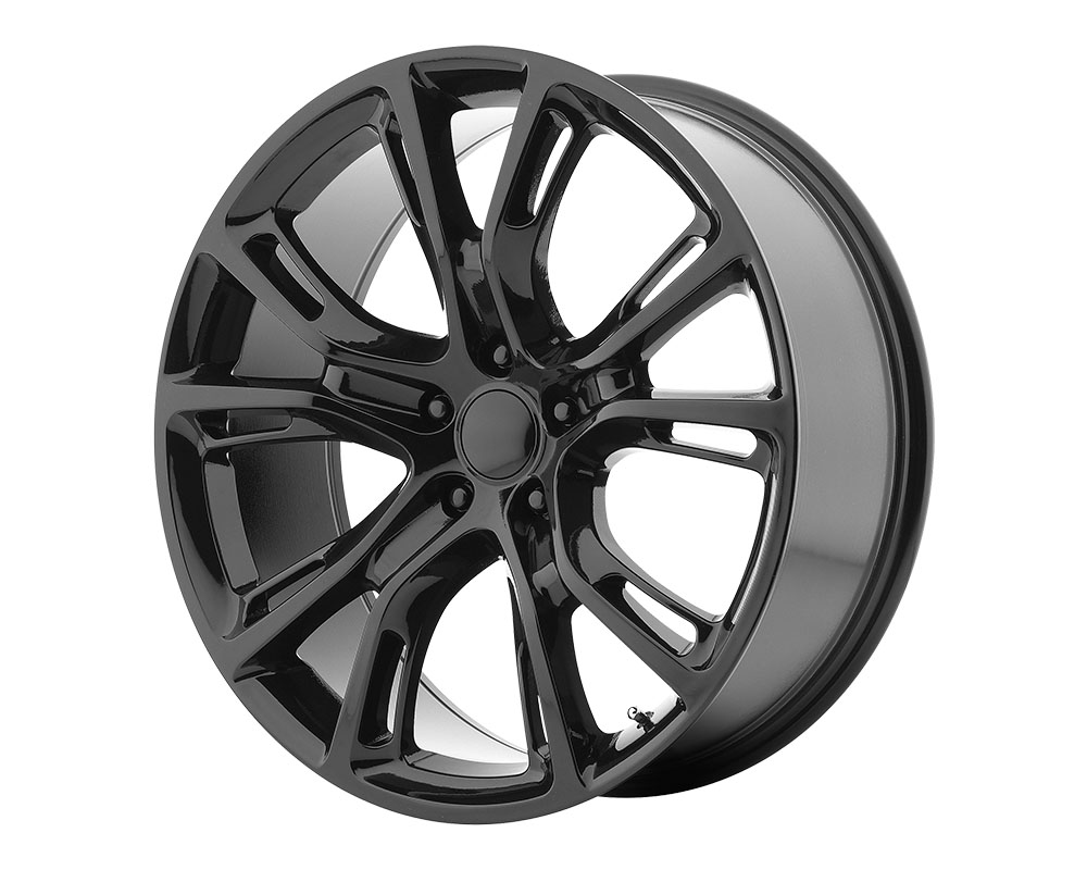 OE Creations 137GB-887334 PR137 Wheel 18x8 5x5x127 +34mm Gloss Black