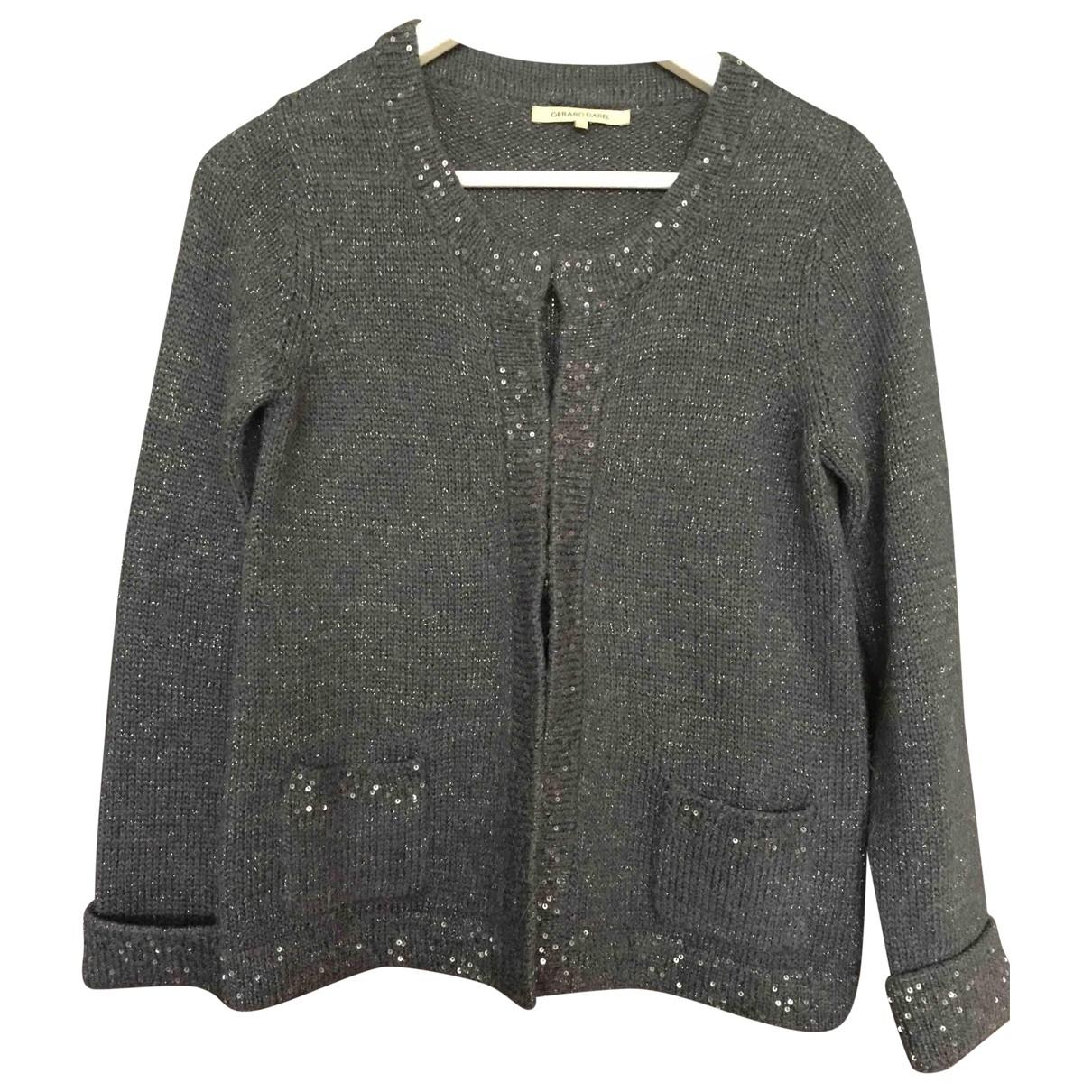 Gerard Darel \N Pullover in  Blau Wolle