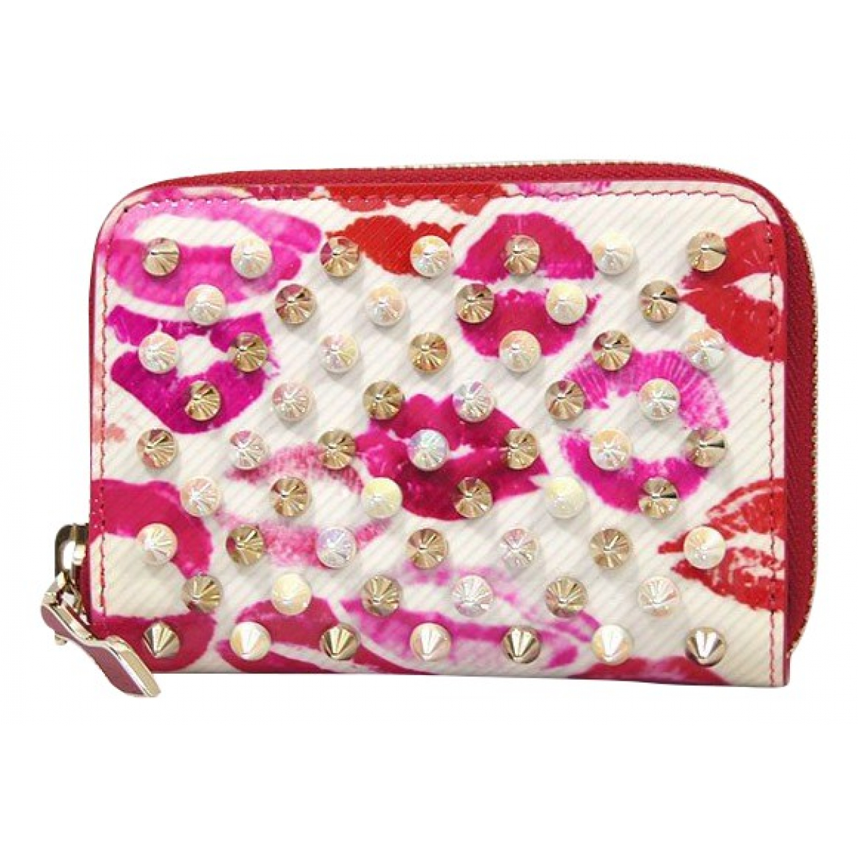 Christian Louboutin \N Multicolour Patent leather Purses, wallet & cases for Women \N