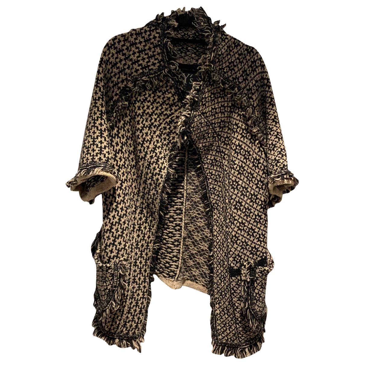 Ys - Pull   pour femme en laine - multicolore