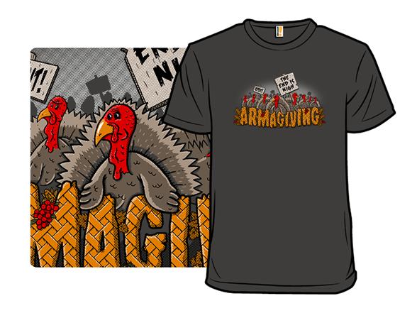 Armagiving T Shirt