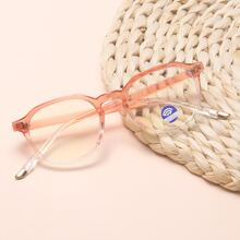 Brille mit Nieten Dekor