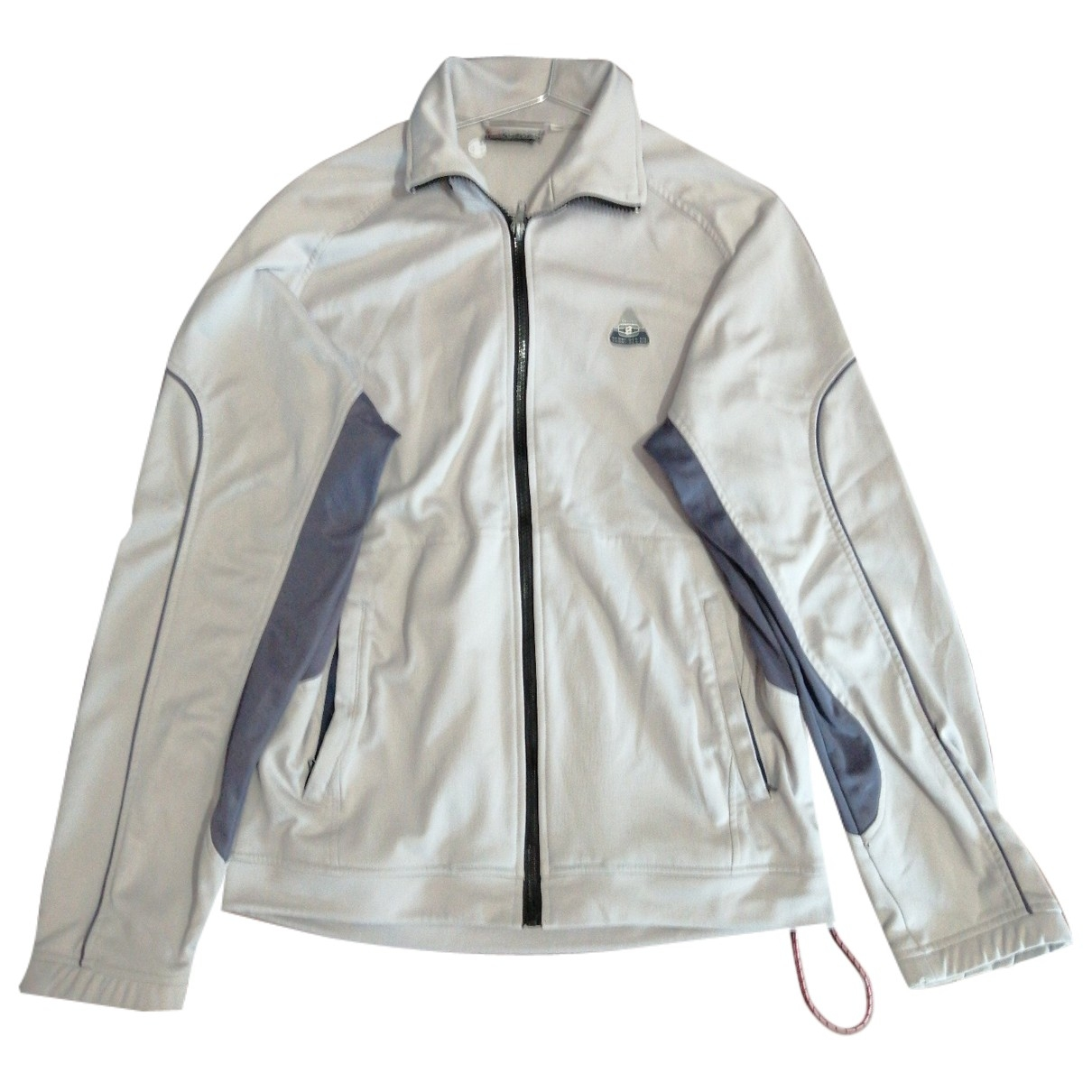 Lotto \N Pullover.Westen.Sweatshirts  in  Grau Polyester