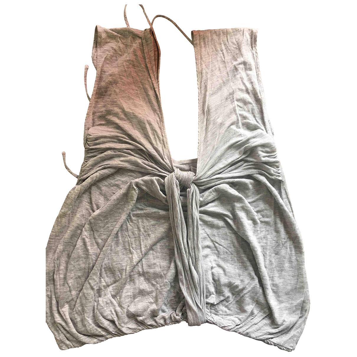 Vanessa Bruno Athe - Top   pour femme - gris