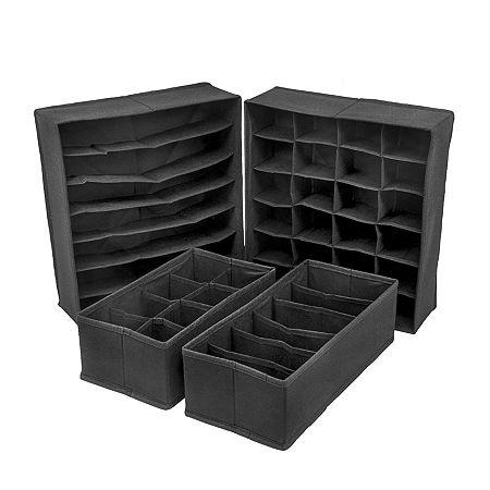 Sorbus Storage Box, One Size , Black