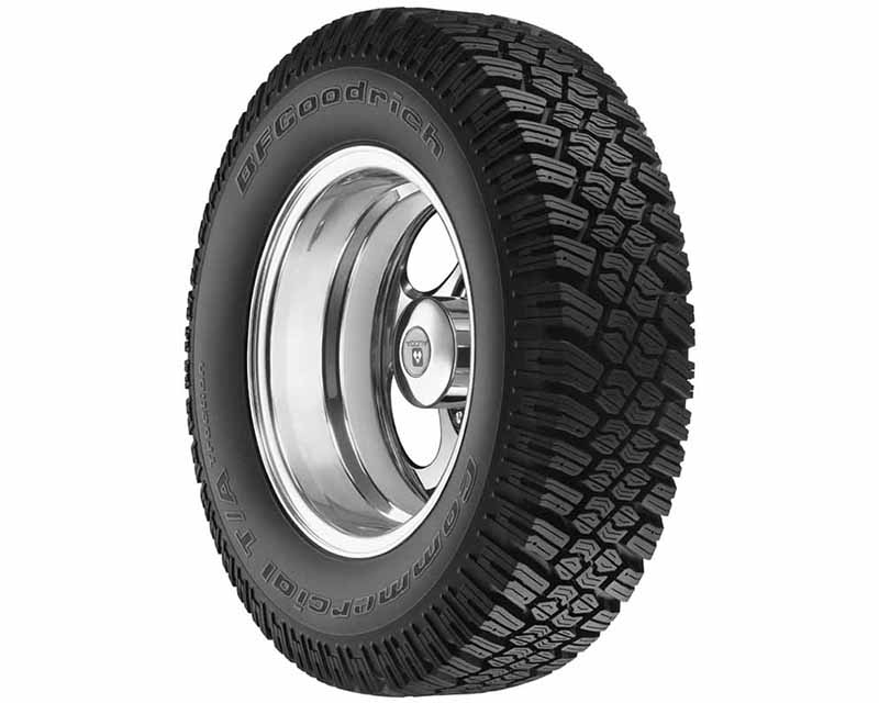 BFGoodrich 53176 Commercial T/A Traction LT265/75R16/E 123/120Q Tire