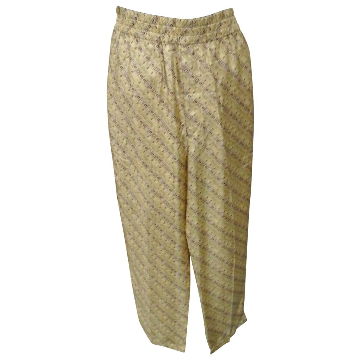 Pantalon de Seda Isabel Marant
