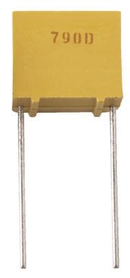 Vishay Tantalum Capacitor 22μF 40V dc MnO2 Solid ±10% Tolerance , 790D