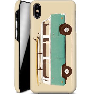 Apple iPhone XS Max Smartphone Huelle - Blue Van von Florent Bodart