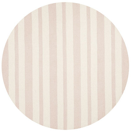 Safavieh Safavieh Kids Collection Constance Geometric Round Area Rug, One Size , Multiple Colors
