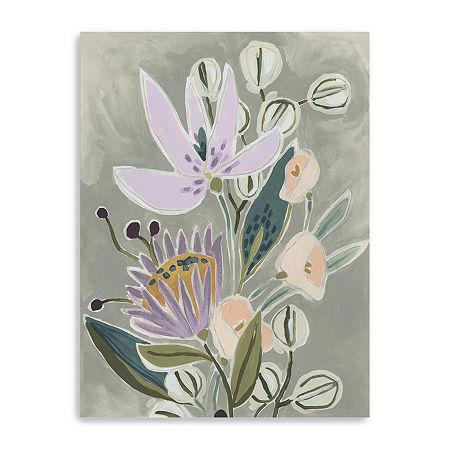 Spring Lilac I Giclee Canvas Art, One Size , Multiple Colors