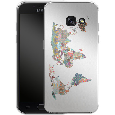 Samsung Galaxy A3 (2017) Silikon Handyhuelle - Louis Armstrong Told Us So von Bianca Green