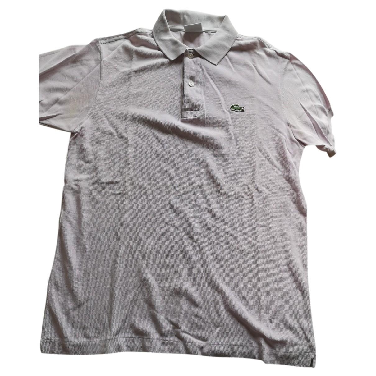 Lacoste N Purple Cotton Polo shirts for Men 3 0 - 6