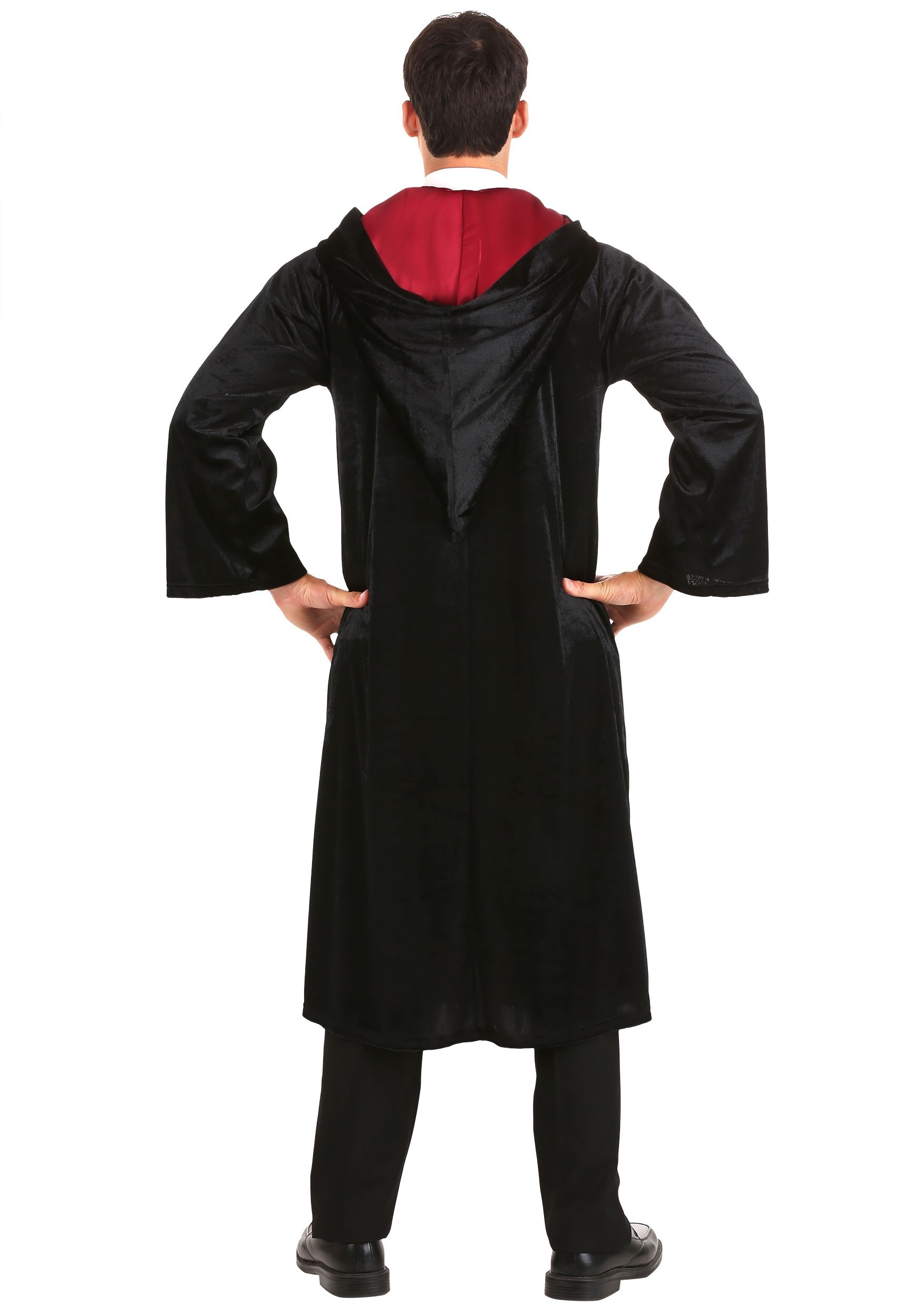 Adult Harry Potter Deluxe Gryffindor Robe