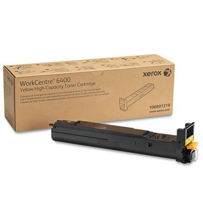 Xerox 106R01319 Original Yellow Toner Cartridge High Yield
