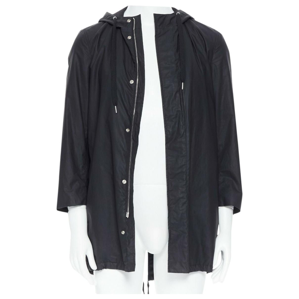 Dior Homme - Manteau   pour homme - noir