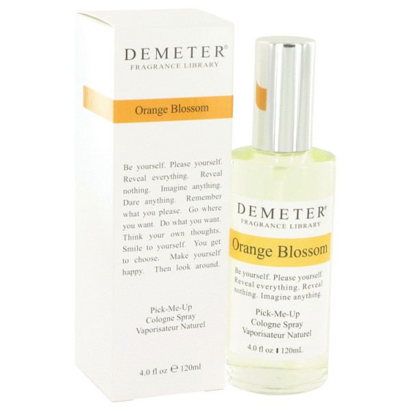 Demeter - Orange Blossom : Cologne Spray 4 Oz / 120 ml