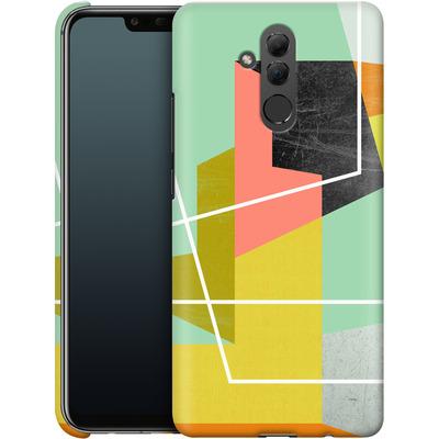 Huawei Mate 20 Lite Smartphone Huelle - Color Block II von Susana Paz