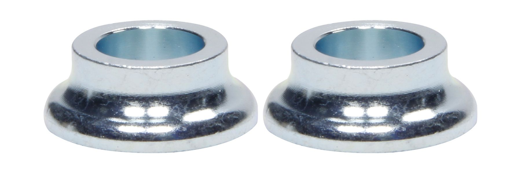 Ti22 Performance TIP8211 Cone Spacers Steel 1/2-Inch ID x 3/8-Inch Long 2-Pack