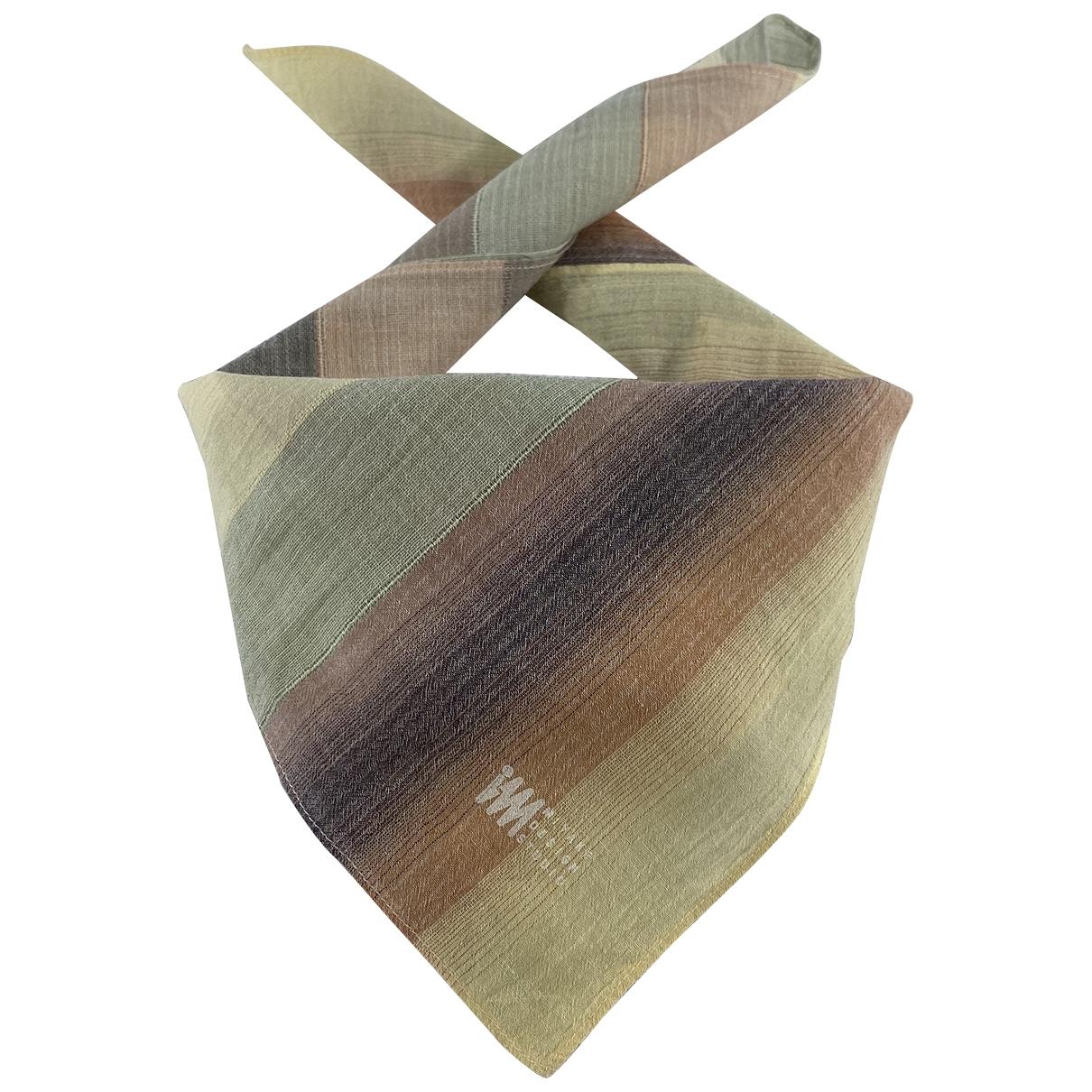 Issey Miyake \N Schal in Baumwolle