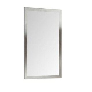 Concordia Collection bathroom Mirror (Gray Marble - 18