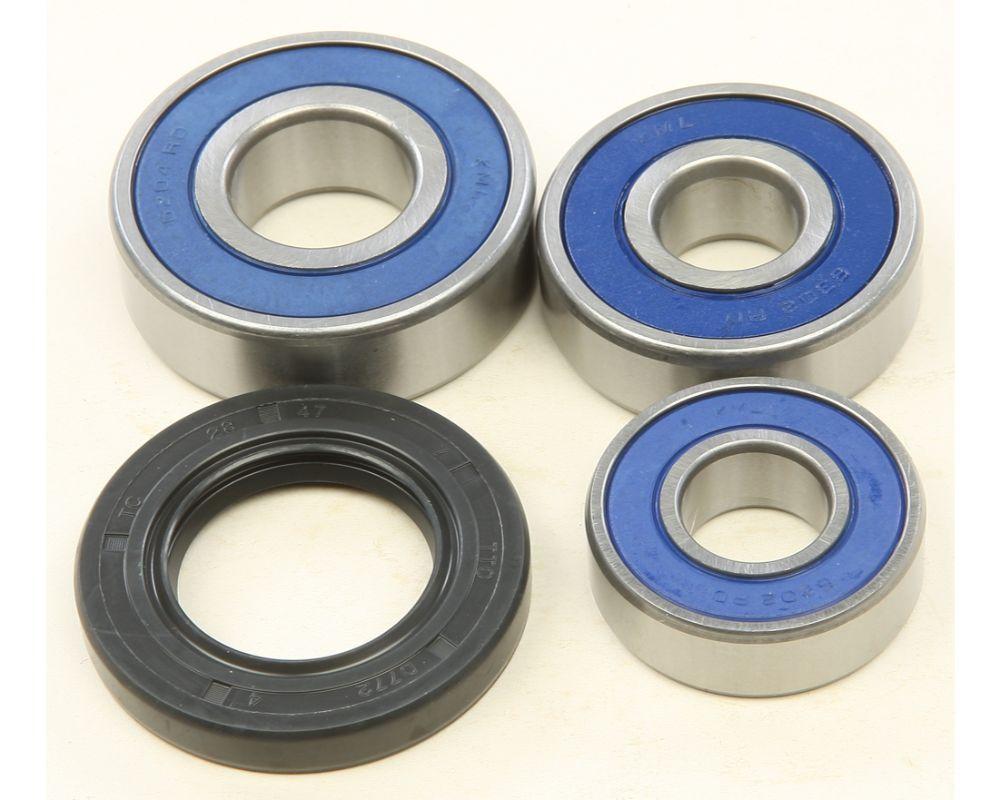 All Balls 25-1487 Wheel Bearing & Seal Kit Suzuki Gn250 1982-1988