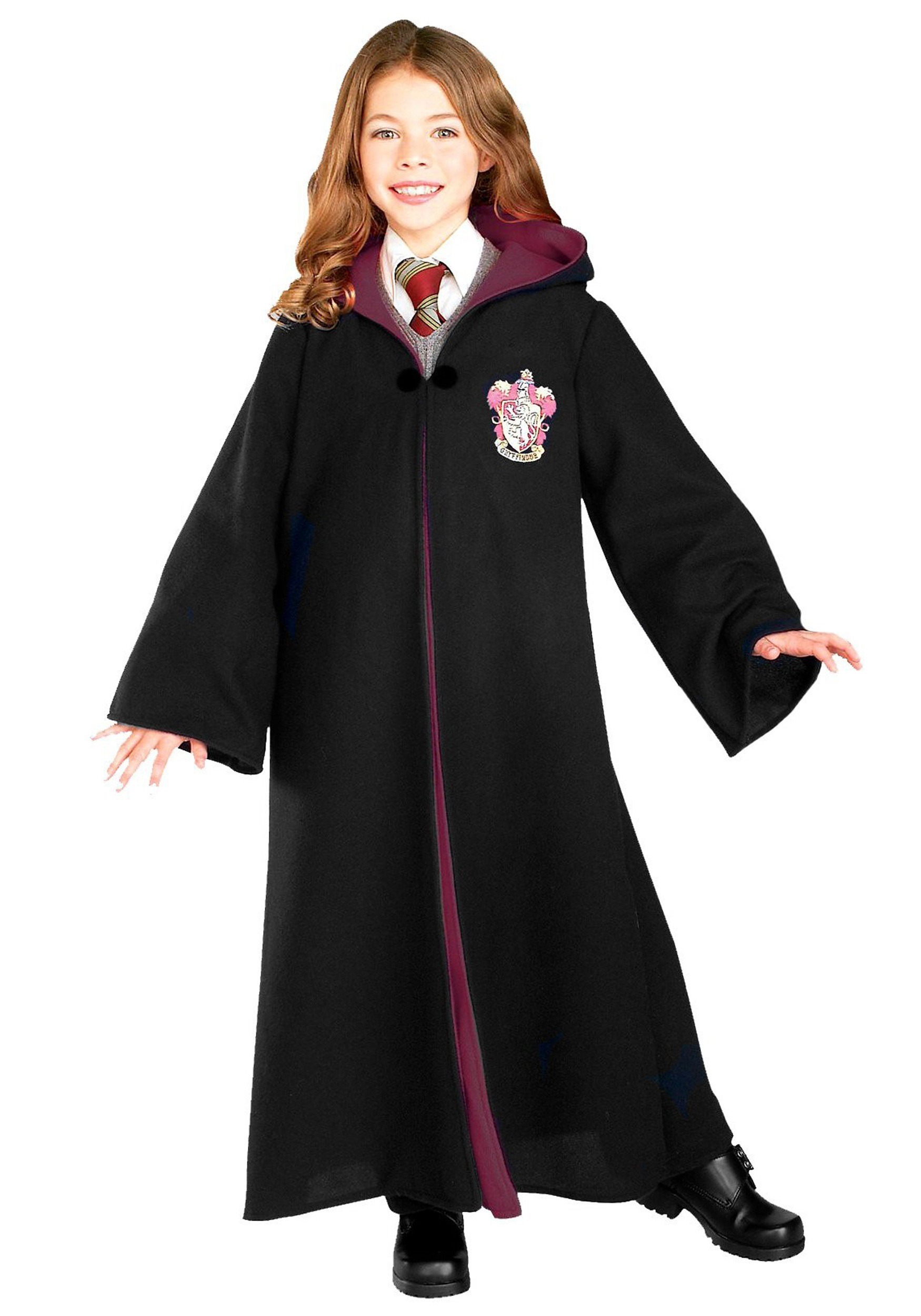 Child Deluxe Hermione Costume | Wizard Costume