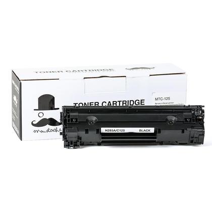 Compatible Canon ImageClass LBP6000 Black Toner Cartridge - Moustache
