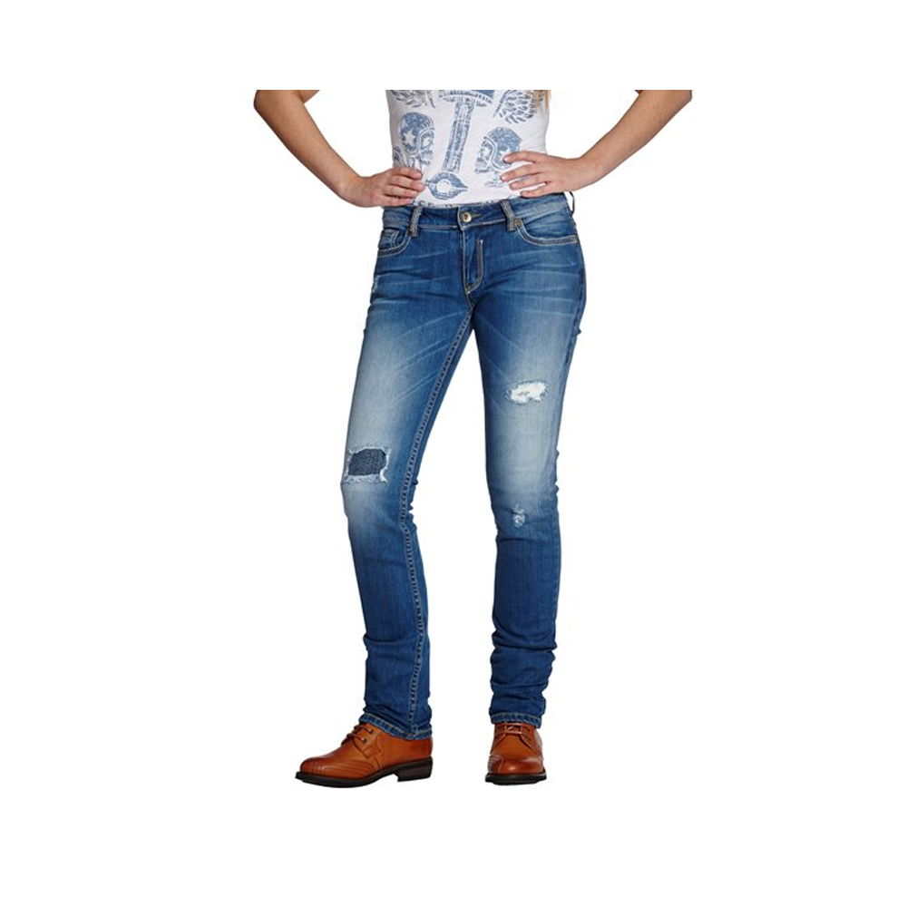 ROKKER The Diva Distressed Jean L32/W27